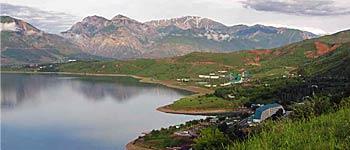 Конно-верховой переход от Чимгана до озера Чарвак