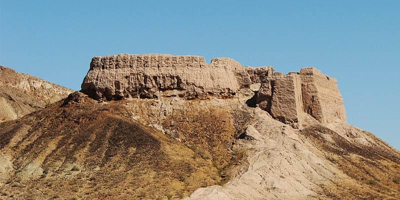 Крепость Аяз-кала