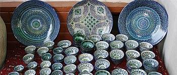 Ремесла Узбекистана